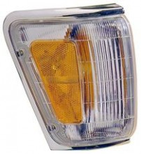1990-1991 Toyota 4Runner Corner Light (Bright Lens) - Left (Driver)