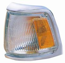 1989 - 1991 Toyota Pickup Corner Light (2WD + Standard + with Chrome) - Right (Passenger)