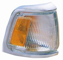 1989 - 1991 Toyota Pickup Corner Light (2WD + Standard + with Chrome) - Left (Driver)