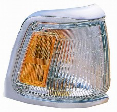 1989-1991 Toyota Pickup Corner Light (2WD / Standard / with Chrome) - Left (Driver)