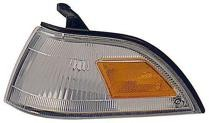 1988 - 1992 Toyota Corolla Sedan Corner Light Assembly Replacement / Lens Cover - Right (Passenger)