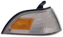 1988 - 1992 Toyota Corolla Sedan Corner Light Assembly Replacement / Lens Cover - Left (Driver)