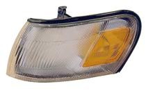 1993 - 1997 Toyota Corolla Corner Light Assembly Replacement / Lens Cover - Right (Passenger)
