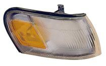 1993 - 1997 Toyota Corolla Corner Light Assembly Replacement / Lens Cover - Left (Driver)