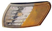 1992 - 1995 Ford Taurus Corner Light (Excluding SHO + OEM# F2DZ 15A201 E) - Right (Passenger) Replacement