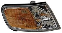 1994 - 1997 Honda Accord Corner Light Assembly Replacement / Lens Cover - Left (Driver)