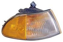 1992 - 1995 Honda Civic Corner Light (Sedan + Signal/Marker + Combination) - Right (Passenger)