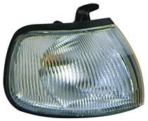 1993 - 1994 Nissan Sentra Corner Light Assembly Replacement / Lens Cover - Left (Driver)