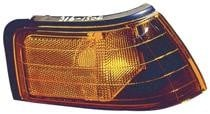1990 - 1994 Mazda Protege Front Marker Light Assembly Replacement / Lens Cover - Left (Driver)