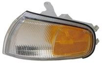 1995 - 1996 Toyota Camry Corner Light Assembly Replacement / Lens Cover - Right (Passenger)
