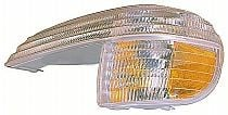1997-1997 Mercury Mountaineer Corner Light - Left (Driver)