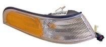 1992 - 1997 Ford Crown Victoria Corner Light (Base Model + Includes Marker Lamp) - Left (Driver)