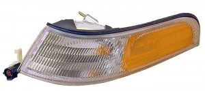 1992-1997 Ford Crown Victoria Corner Light (Base Model / Includes Marker Lamp) - Left (Driver)