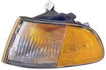 1992 - 1995 Honda Civic Corner Light (Coupe/Hatchback + Signal/Marker Lamp Combo) - Left (Driver)