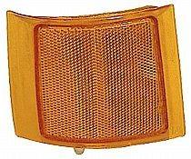 2000 Chevrolet Chevy Tahoe Corner Light (with Composite Headlamps / Upper Reflector / Z71)- Left (Driver)