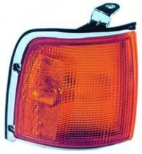 1991 - 1997 Isuzu Rodeo Corner Light (Park/Marker Combination + with Bright Rim) - Right (Passenger)