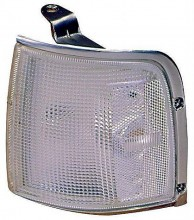 1991-1997 Isuzu Rodeo Corner Light (Park/Marker Combination / with Bright Rim) - Right (Passenger)