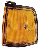 1994 - 1997 Honda Passport Corner Light Assembly Replacement / Lens Cover - Left (Driver)