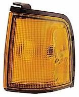 1991 - 1997 Isuzu Rodeo Corner Light (Park/Signal Combination / with Black Rim) - Left (Driver)