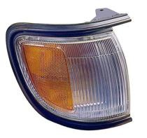 1996 - 1999 Nissan Pathfinder Front Marker Light Assembly Replacement / Lens Cover - Right (Passenger)