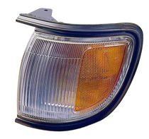 1996 - 1999 Nissan Pathfinder Corner Light (with Black Rim + to 12/98) - Left (Driver)