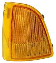 1995 - 1997 GMC Envoy Corner Light - Left (Driver)