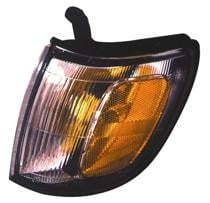 1997 - 1998 Toyota 4Runner Corner Light Assembly Replacement / Lens Cover - Left (Driver)