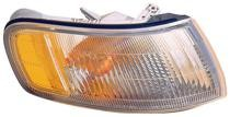 1995 - 1998 Honda Odyssey Corner Light Assembly Replacement / Lens Cover - Left (Driver)