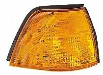 1996 - 1998 BMW 328i Parking + Signal Light Assembly Replacement / Lens Cover - Right (Passenger)