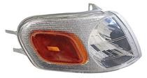1999 - 2005 Pontiac Montana Corner Light Assembly Replacement / Lens Cover - Right (Passenger)
