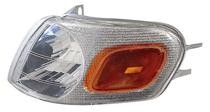 1997 - 2005 Chevrolet (Chevy) Venture Corner Light Assembly Replacement / Lens Cover - Left (Driver)