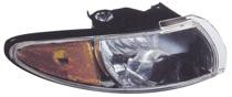 1997 - 2003 Pontiac Grand Prix Parking / Signal / Marker Light - Right (Passenger)