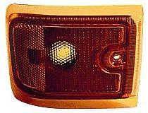 1996-2002 Chevrolet Chevy G Van Corner Light (New Design / with Composite Lamps / Lower) - Right (Passenger)