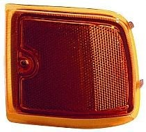 1996-2002 Chevrolet Chevy Express Corner Light (New Design / with Composite Lamps / Upper) - Right (Passenger)