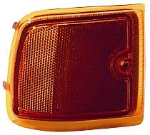 1996-2002 Chevrolet Chevy Express Corner Light (New Design / with Composite Lamps / Upper) - Left (Driver)