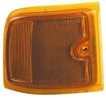 1996 - 2002 GMC Savana Corner Light (New Design + with Composite Headlamps + 2-Piece Design + Upper) - Right (Passenger)