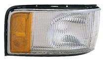 1994 - 1996 Cadillac Concours Corner Light Assembly Replacement / Lens Cover - Left (Driver)