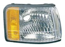 1997 - 1999 Cadillac Concours Corner Light Assembly Replacement / Lens Cover - Right (Passenger)