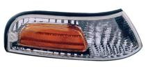 2001 - 2002 Ford Crown Victoria Parking / Marker Light - Right (Passenger)