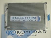 2004 - 2005 Toyota Sienna KOYO Radiator A2681