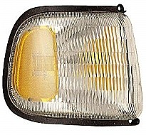 1994 - 1997 Dodge Van Corner Light - Right (Passenger)