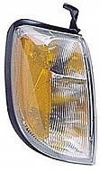 2000 - 2001 Nissan Xterra Corner Light Assembly Replacement / Lens Cover - Right (Passenger)