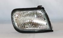 1997 - 1999 Nissan Maxima Corner Light Assembly Replacement / Lens Cover - Right (Passenger)