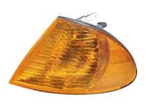 2001 BMW 330i Parking / Signal / Marker Light (Park/Signal/Marker Combo / Sedan / with Amber Lens) - Left (Driver)