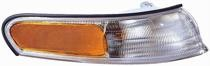 1995 - 1997 Mercury Mystique Parking Light Assembly Replacement / Lens Cover - Right (Passenger)