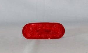 2002-2005 Volkswagen Beetle Rear Marker Light - Right (Passenger)