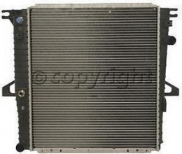 2001-2010 Ford Ranger Radiator