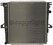 2001 - 2011 Ford Ranger Radiator