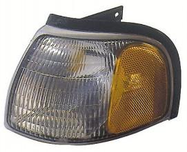 1998-2000 Mazda B4000 Corner Light - Left (Driver)