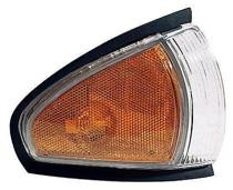 1996 - 1999 Pontiac Bonneville Corner Light Assembly Replacement / Lens Cover - Right (Passenger)